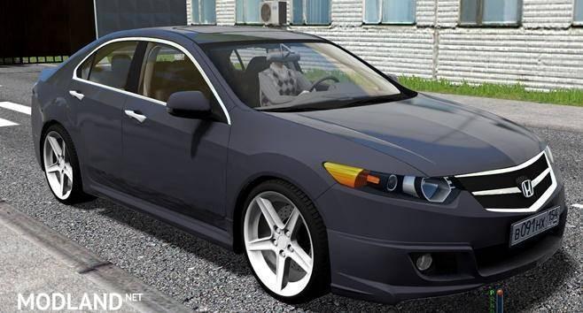 Honda Accord 2011 [1.5.9]